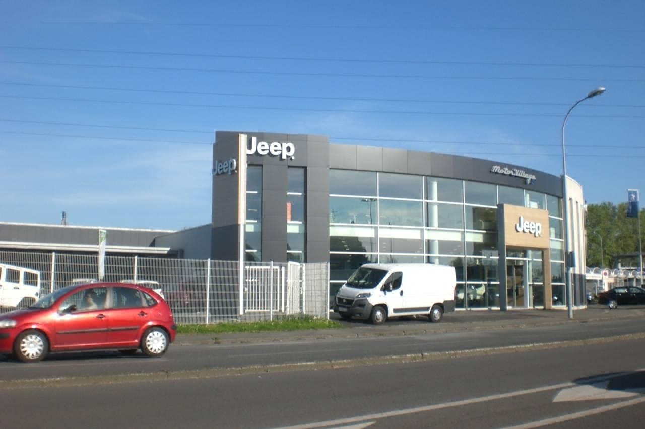 jeep villeneuve d 39 ascq