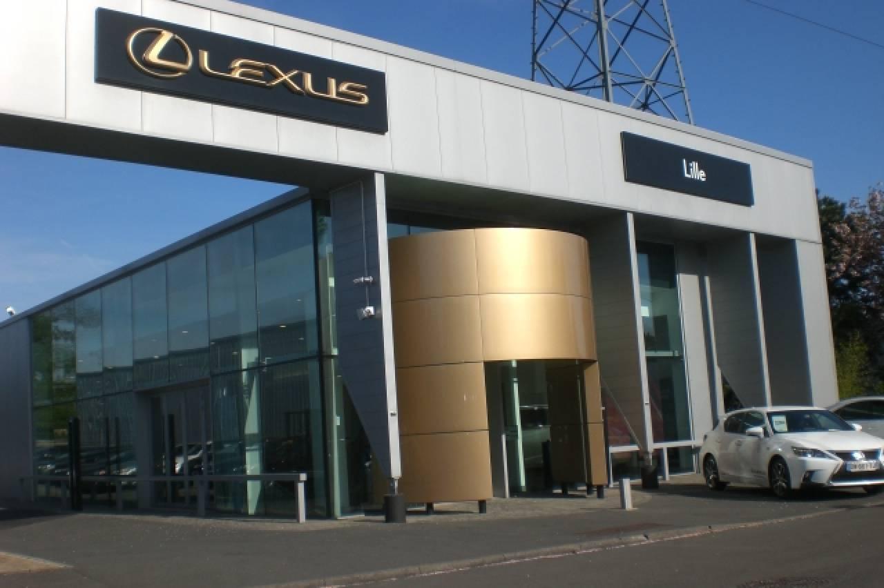lexus villeneuve d 39 ascq. Black Bedroom Furniture Sets. Home Design Ideas