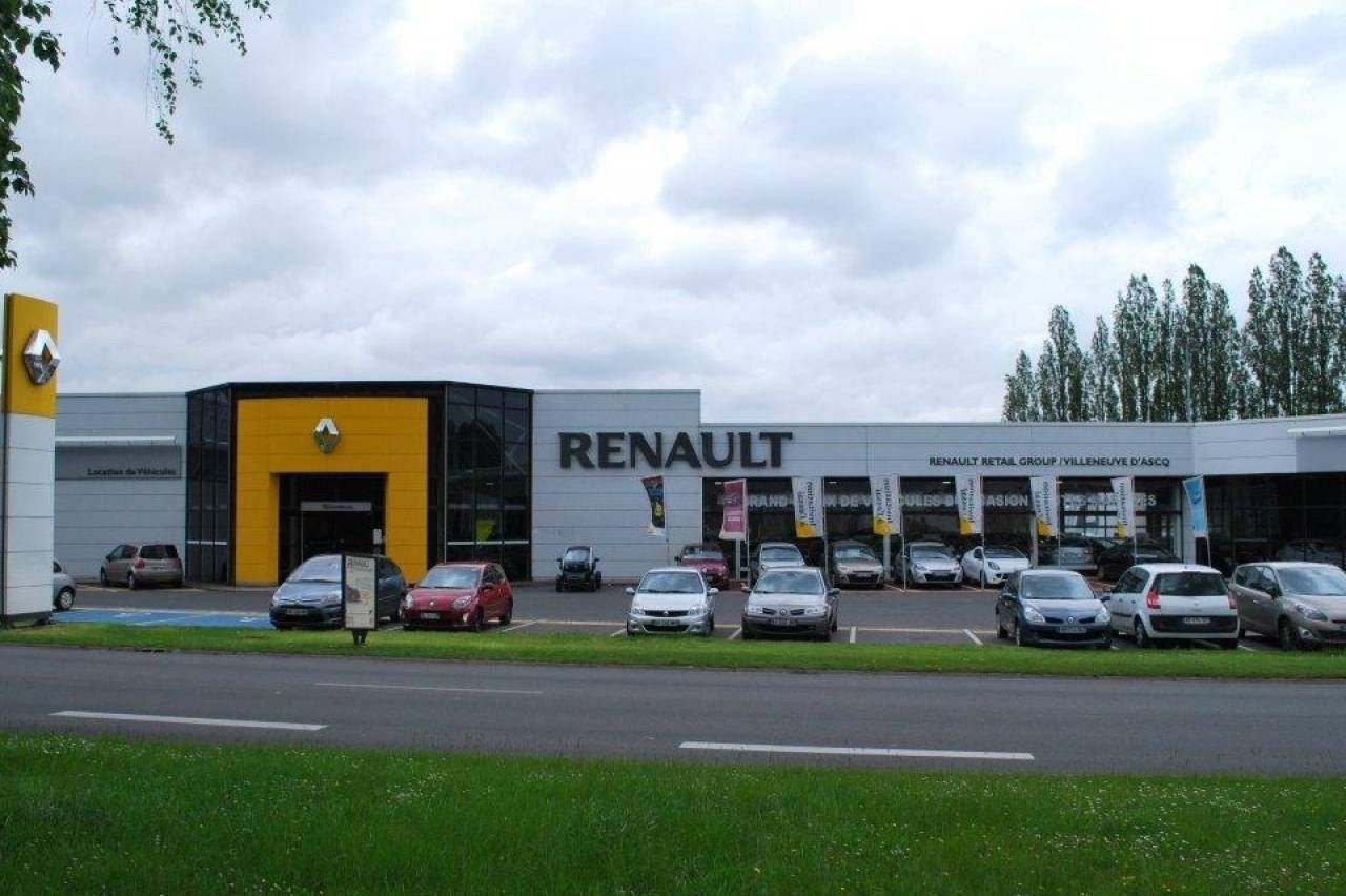 renault retail group villeneuve d 39 ascq villeneuve d 39 ascq. Black Bedroom Furniture Sets. Home Design Ideas