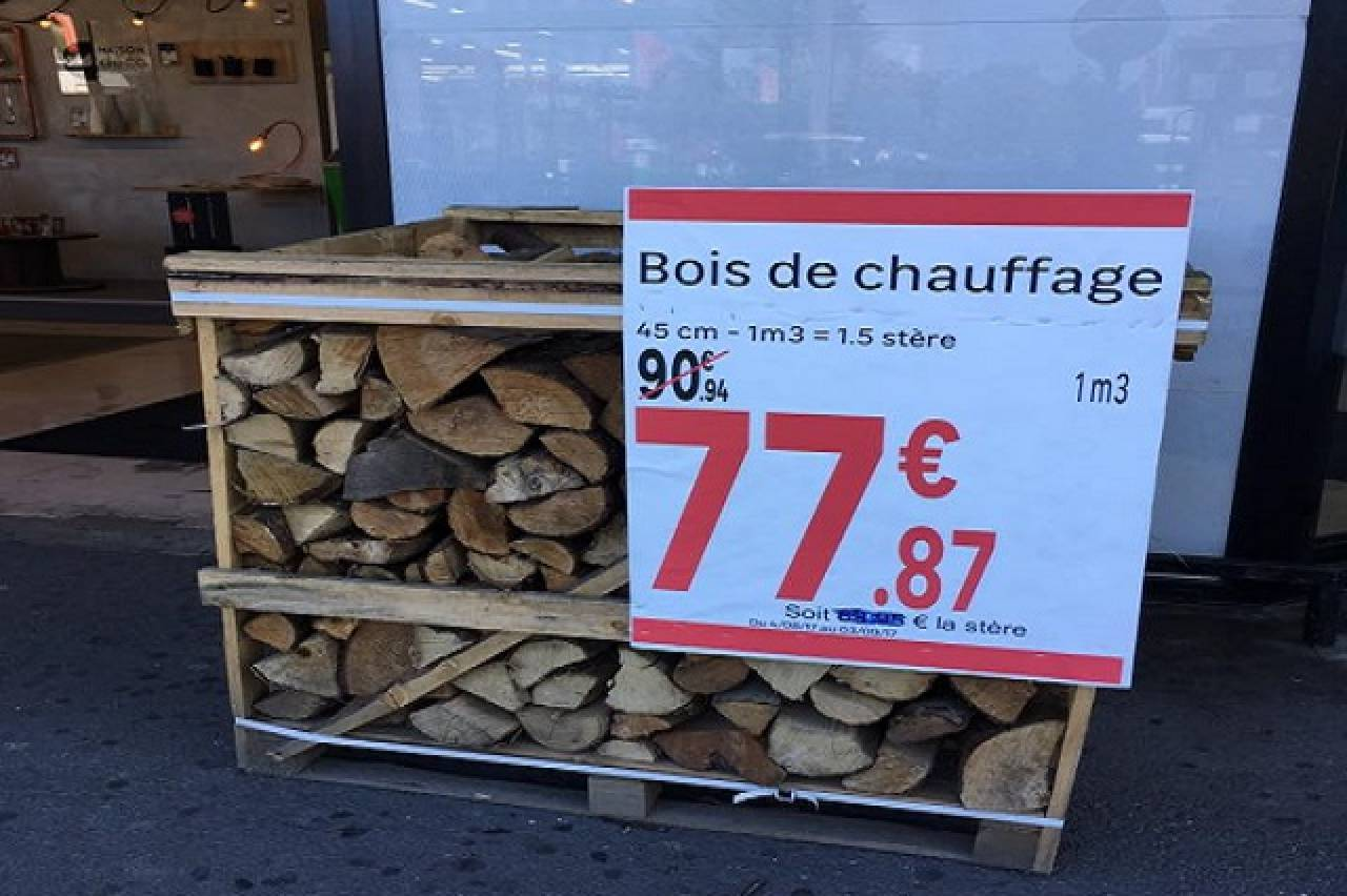Attractive Stere De Bois Leroy Merlin #14: Leroy Merlin - Bois De Chauffage - Boutic Photo 1 ...