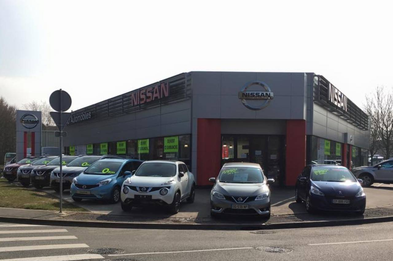 Nissan lille villeneuve d 39 ascq - Garage nissan villeneuve d ascq ...
