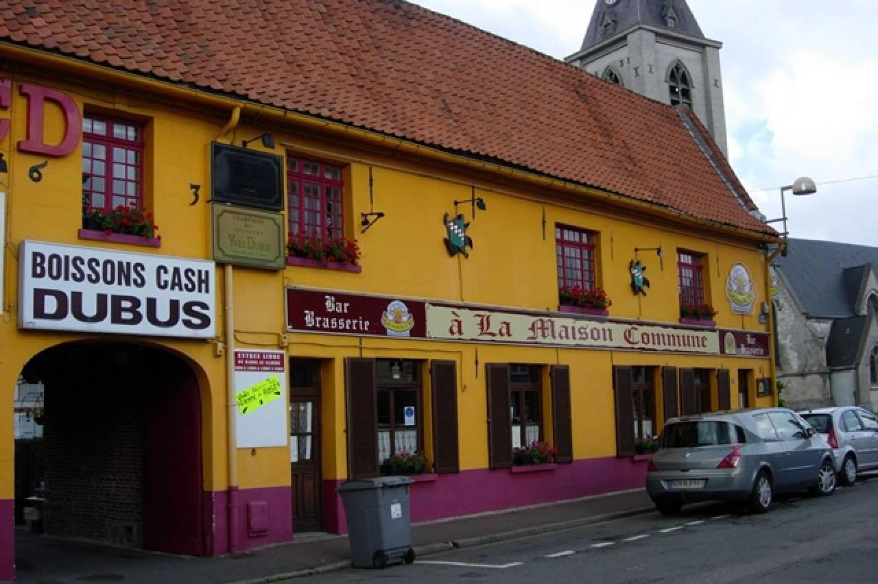 La maison commune villeneuve d 39 ascq restaurants - Restaurant au bureau villeneuve d ascq ...
